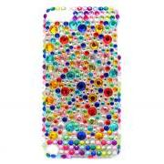 iPod Touch 5 Case, Bling iPod Touch 5 Case, Rainbow iPod Touch 5th Case, Crystal iPod Touch 5G case,Bling iPod Touch 5 gen Case